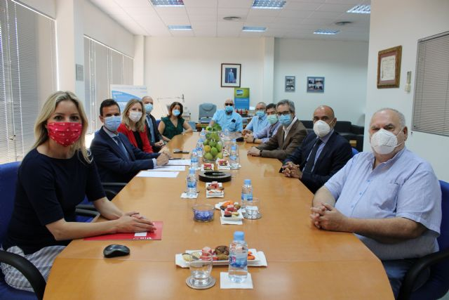 The Community invests 63,000 euros to develop an innovative project in key materials to overcome the effects of the pandemic, Foto 1