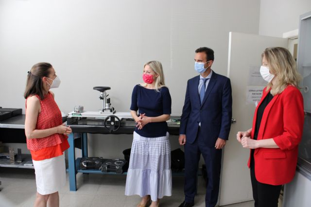 The Community invests 63,000 euros to develop an innovative project in key materials to overcome the effects of the pandemic, Foto 2