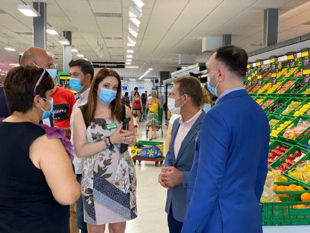 Apertura de las nuevas instalaciones del supermercado Mercadona en Torre Pacheco - 2, Foto 2