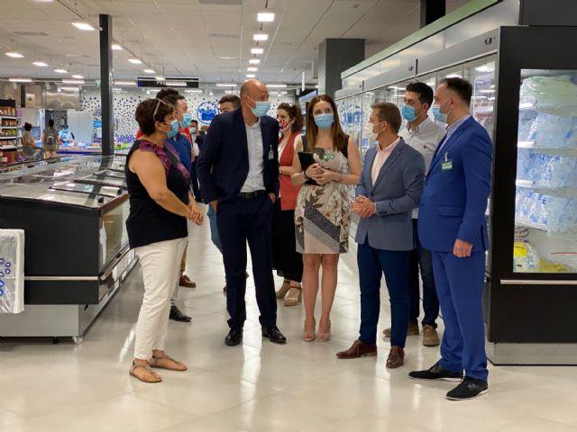 Apertura de las nuevas instalaciones del supermercado Mercadona en Torre Pacheco - 3, Foto 3