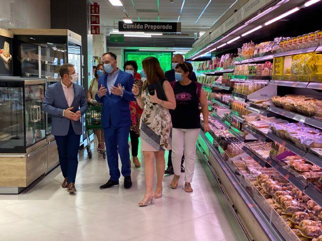 Apertura de las nuevas instalaciones del supermercado Mercadona en Torre Pacheco - 4, Foto 4