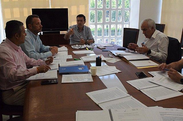 Ciudadanos, PSOE y PP acuerdan presentar de forma conjunta el 75% de las enmiendas a la Ley de Protección del Mar Menor, Foto 1