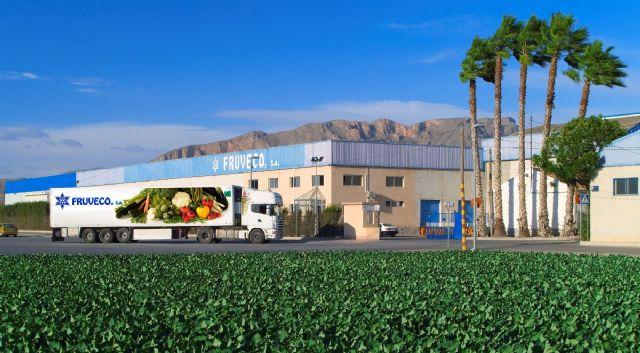 Comunicado.- FRUVECO - Planta de producción de El Raal - 1, Foto 1