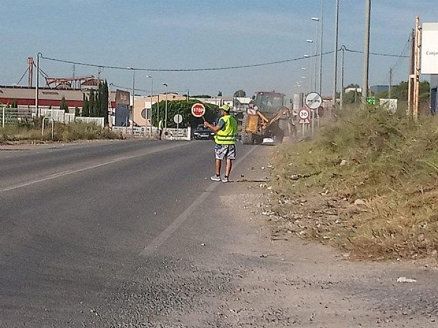 [Brigada municipal: trabajos del 29 de junio