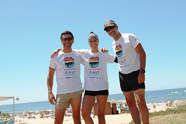 Reto conseguido en el Desafío Inclusivo 3D tras recorrer los 800 kilómetros del litoral andaluz en 14 días - 1, Foto 1