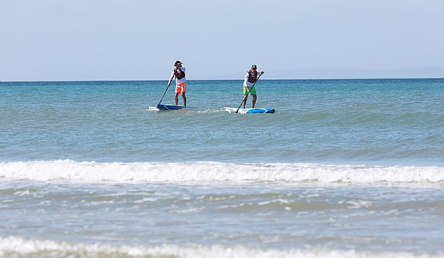 Reto conseguido en el Desafío Inclusivo 3D tras recorrer los 800 kilómetros del litoral andaluz en 14 días - 2, Foto 2