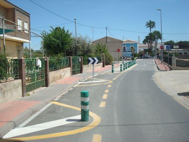 Cambiemos Murcia pide al Ayuntamiento un tramo de carril bici junto a la rueda de La Ñora - 1, Foto 1