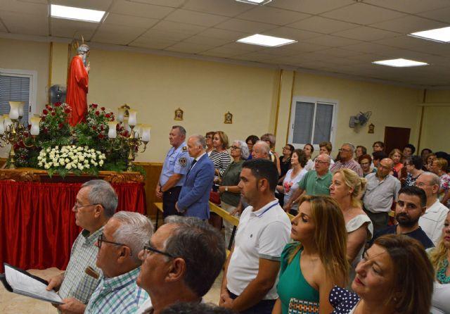 San Joaquín disfrutó un año más de sus fiestas en La Loma - 1, Foto 1