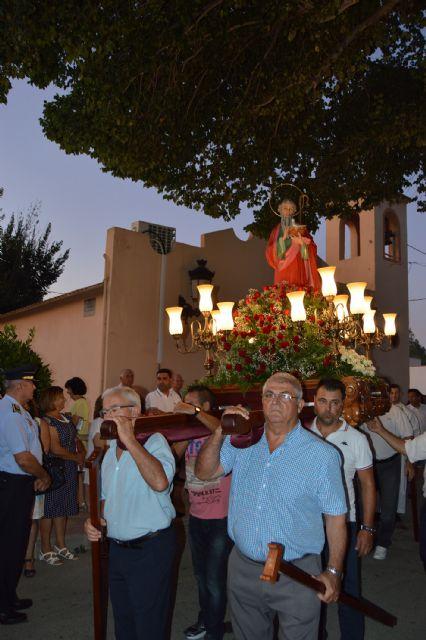 San Joaquín disfrutó un año más de sus fiestas en La Loma - 4, Foto 4