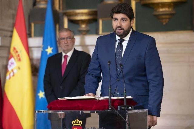 López Miras ofrece