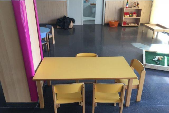 La Escuela Infantil de La Aljorra abrirá sus puertas en septiembre gestionada por la Concejalía de Educación - 1, Foto 1