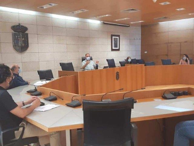 La Junta de Portavoces acuerda constituir este lunes la Comisión Municipal de Seguimiento del COVID-19 en Totana - 1, Foto 1