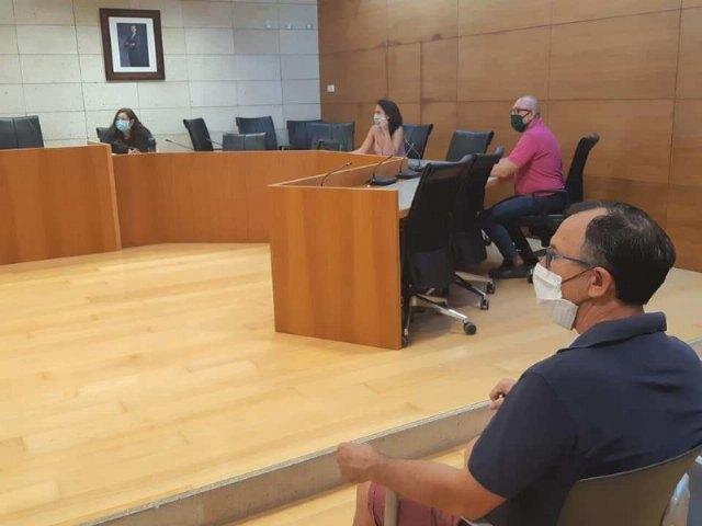La Junta de Portavoces acuerda constituir este lunes la Comisión Municipal de Seguimiento del COVID-19 en Totana - 3, Foto 3