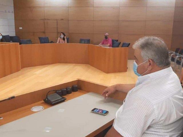 La Junta de Portavoces acuerda constituir este lunes la Comisión Municipal de Seguimiento del COVID-19 en Totana - 4, Foto 4