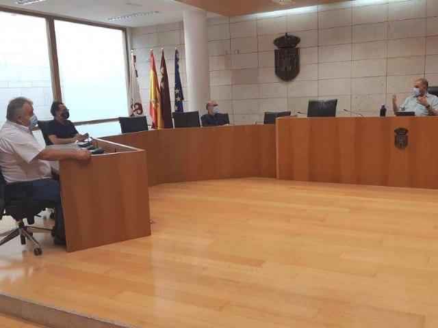 La Junta de Portavoces acuerda constituir este lunes la Comisión Municipal de Seguimiento del COVID-19 en Totana - 5, Foto 5