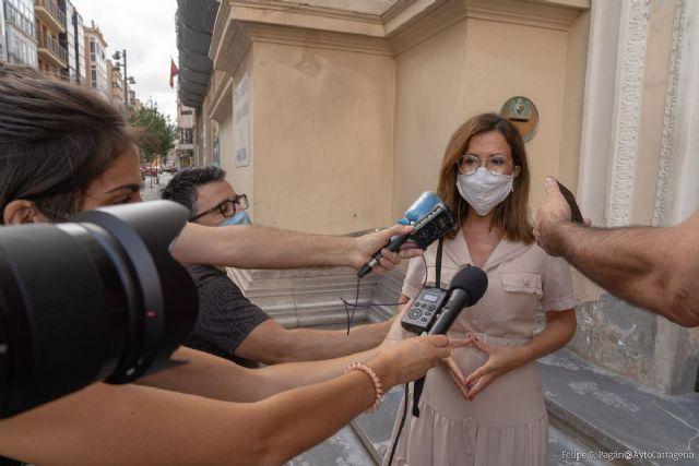 Castejón: La fuga de inmigrantes pone de manifiesto la mala gestión de la Delegación del Gobierno - 1, Foto 1