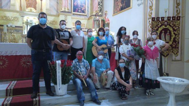 Ofrenda floral a nuestros patronos San Abdón y San Senén - 1, Foto 1