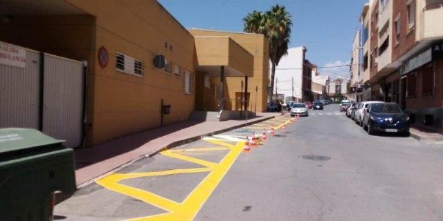 Habilitan como aparcamiento disuasorio el solar de la calle Santa Bárbara, existente entre el Centro de Salud y los Juzgados - 4, Foto 4