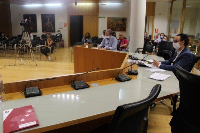 El Pleno aborda mañana la toma de razón de la renuncia de la concejal María Dolores García Martínez de su cargo institucional - 4, Foto 4