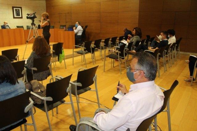 El Pleno aborda mañana la toma de razón de la renuncia de la concejal María Dolores García Martínez de su cargo institucional - 5, Foto 5