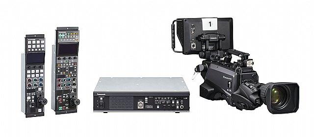 Panasonic lanza la cámara de estudio UHD AK-UC3300 con alta sensibilidad, bajo ruido y excelente calidad del color - 1, Foto 1