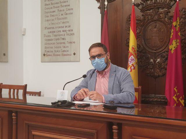 El alcalde de Lorca valora positivamente la decisión de no confinamiento debido al control del brote de Covid-19 detectado en el municipio - 1, Foto 1