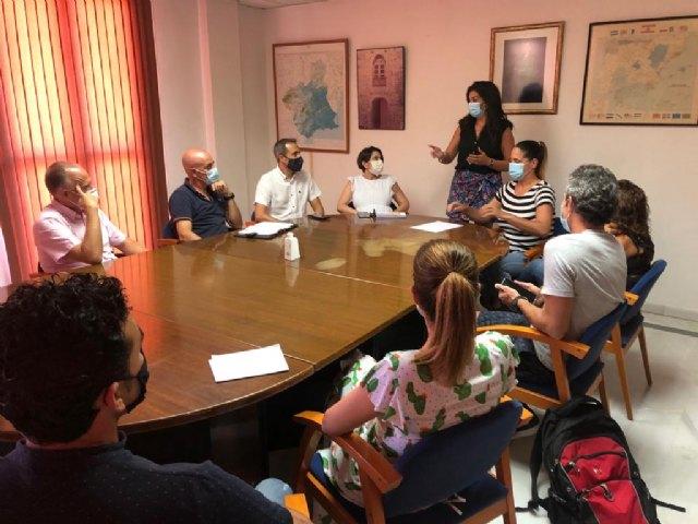 La concejala de Educación se reúne con los directores de los centros educativos del municipio - 1, Foto 1