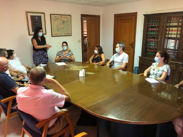 La concejala de Educación se reúne con los directores de los centros educativos del municipio - 2, Foto 2