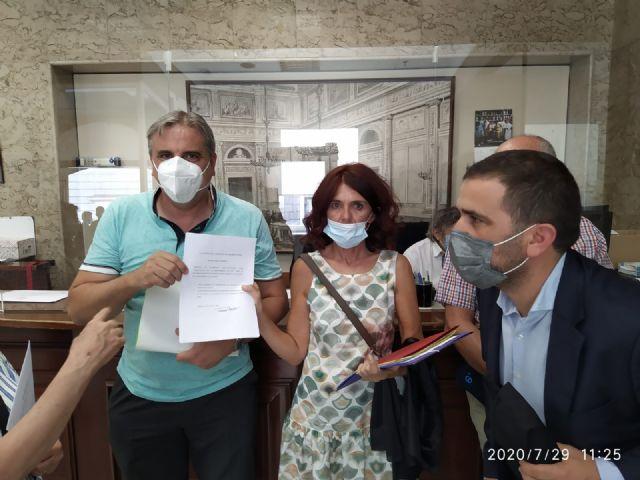 Iniciativa Legislativa Popular de la Persona jurídica para el Mar Menor - 4, Foto 4
