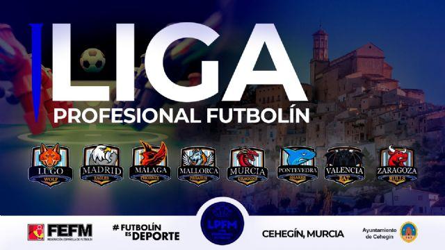Cehegín será capital del Futbolín este próximo sábado - 1, Foto 1