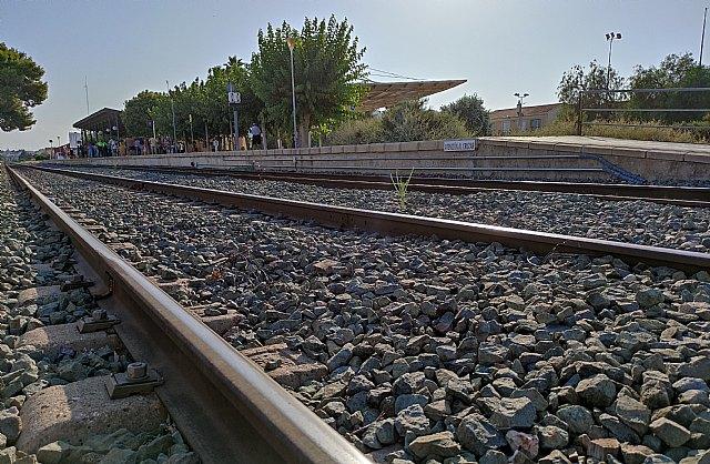 La otra parte del Tren de Alta Velocidad - 1, Foto 1