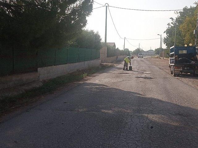 [Brigada municipal: trabajos del 28 y 29 de julio, Foto 2
