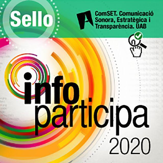 Las Torres de Cotillas renueva el sello Infoparticipa de transparencia en la gestión pública - 1, Foto 1