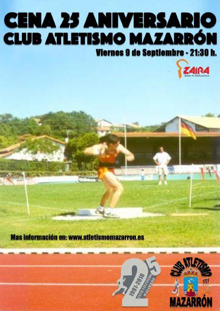 El club atletismo Mazarrón cumple 25 años, Foto 1