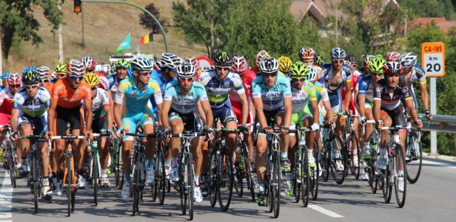 La provincia de Burgos viaja con La Vuelta 2017, visitando hoy Murcia, Foto 1
