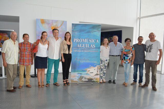 El 20 de octubre arranca la programación de Promúsica integrada por un total de catorce conciertos - 1, Foto 1