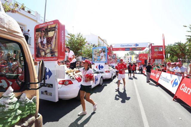 Carrefour trae la Vuelta 2017 a Murcia, Foto 3