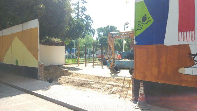 Ahora Murcia reclama el plan de seguridad de los huertos y los informes de policía, bomberos y protección civil, ante las alarmantes declaraciones del concejal pacheco sobre incidentes en el malecón - 1, Foto 1