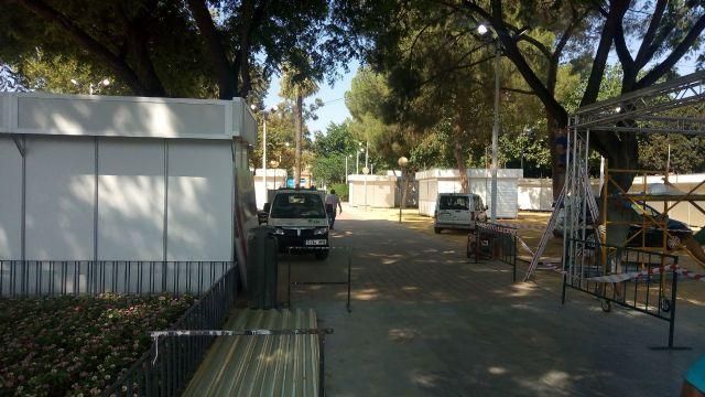 Ahora Murcia reclama el plan de seguridad de los huertos y los informes de policía, bomberos y protección civil, ante las alarmantes declaraciones del concejal pacheco sobre incidentes en el malecón - 2, Foto 2