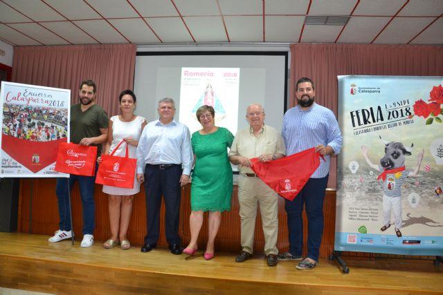 Presentada la Feria y Fiestas 2018 de Calasparra en honor a la Virgen de la Esperanza - 2, Foto 2