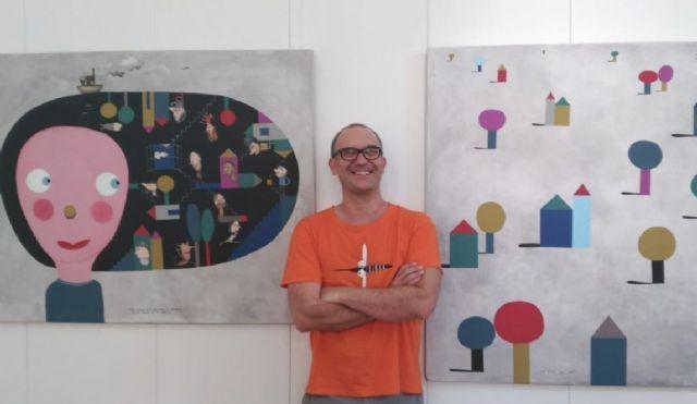 El Plan de Espacios Expositivos de Cultura lleva a 15 municipios de la Región obras de artistas murcianos en septiembre - 3, Foto 3