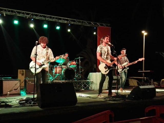 La energía y frescura del pop-rock de Funicular pone esta noche el broche de oro a ´Murcia en Verano´ - 1, Foto 1
