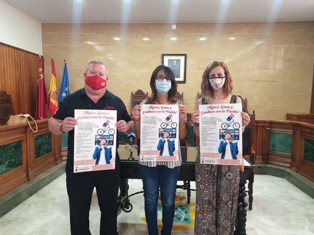 El Ayuntamiento de Calasparra lanza la campaña rasca, gana y colabora con tu pueblo - 2, Foto 2