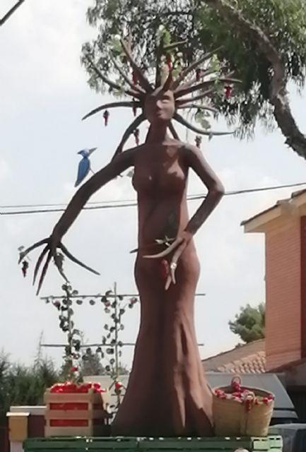 La Quema del Raspajo de las Fiestas Patronales, un emblemático espectáculo creado e impulsado por el anterior Gobierno Municipal del PP - 1, Foto 1