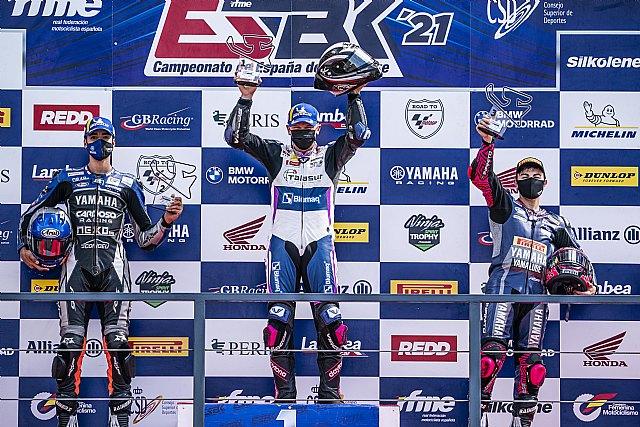 El H43 Team Nobby gana con Simon Jespersen y sube al podio con Carlos Cano - 1, Foto 1