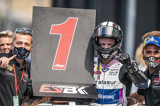 El H43 Team Nobby gana con Simon Jespersen y sube al podio con Carlos Cano - 3, Foto 3