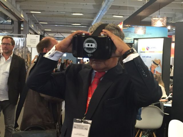 Gran expectación internacionalcon la realidad virtual española