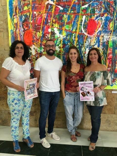 Los talleres municipales de pintura, teatro y danza preparan el inicio de curso - 2, Foto 2