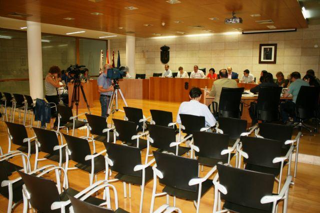 El Ayuntamiento apoya al Gobierno regional en la defensa del arruí, para que sea sacado de la lista de especies invasoras por el Ministerio de Agricultura y Medio Ambiente