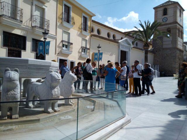 Viaje al Valle de Almanzora de los mayores del Centro de Día - 1, Foto 1